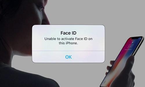 Khi Face ID bị lỗi, Apple sẽ tiến hành kiểm tra cả camera sau của iPhone X.