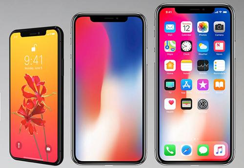 Apple có thể ra ba mẫu iPhone tai thỏ trong năm nay.
