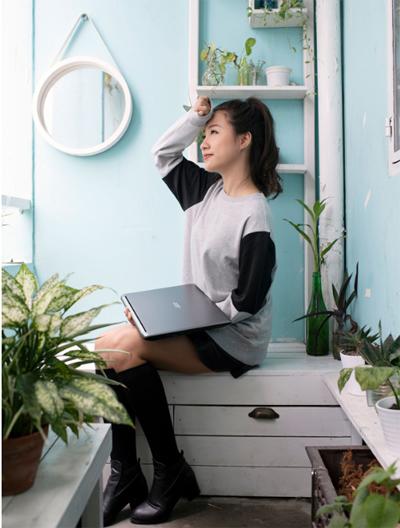 Acer A5 là lựa chọn hàng đầu dành cho các bạn sinh viên yêu thích sự cơ động.