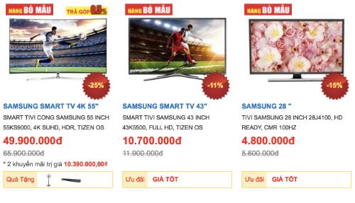 Thị trường TV được khuấy động dịp giữa năm nhờ World Cup sắp diễn ra.