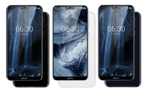 Nokia X6 'tai thỏ' trình làng