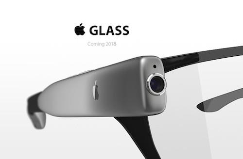Một concept kính thông minh của Apple.