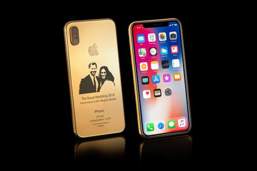 iphone-x-phien-ban-dam-cuoi-hoang-gia-anh-gia-4000-usd