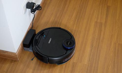 Robot hút bụi kiêm lau nhà không gây ồn, giá 13,5 triệu đồng