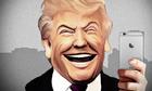 Nguy cơ rò rỉ thông tin từ thói quen sử dụng iPhone của Tổng thống Trump