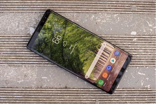 Galaxy Note9 có thể là smartphone có cấu hình mạnh nhất của Samsung.