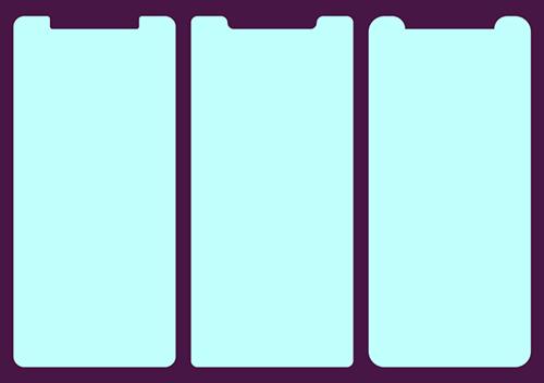 Có nhiều lựa chọn để làm tai thỏ, đơn giản nhất là làm các cạnh vuông.