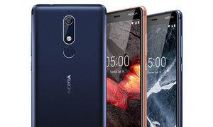 Bộ ba smartphone Nokia giá rẻ trình làng