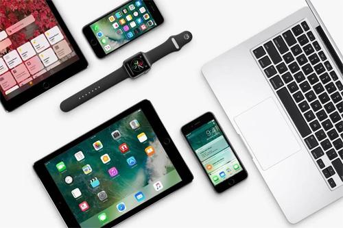 Apple hướng đến việc phát triển phần mềm hoạt động đa nền tảng.Ảnh: Ask.Audio