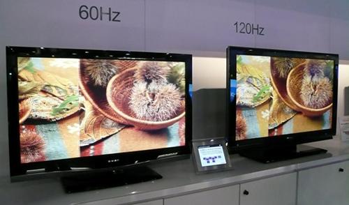 Người dùng nên quan tâm tới tần số quét thực của TV.