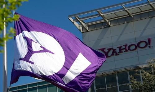 Yahoo từng là một đế chế trên Internet.