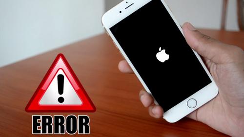 iPhone 7 và 7 Plus dính lỗi, khởi động lại liên tục