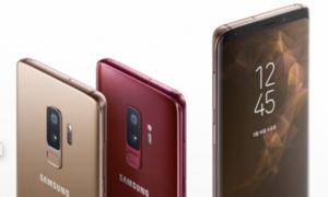 Những smartphone nổi bật nửa đầu 2018