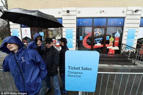 Vé xem World Cup giả được rao bán với giá cao gấp chục lần - ảnh 3
