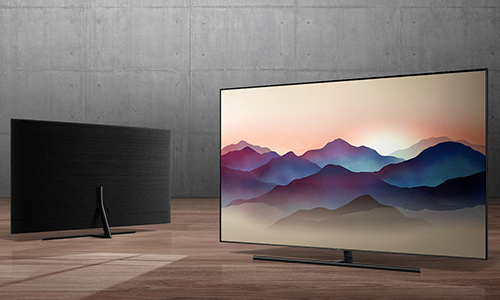 Thị trường TV 2018 sẽ là cuộc cạnh tranh giữa TV QLED và OLED.