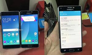 Lộ nguyên mẫu smartphone gập đã bị hủy của Samsung