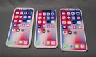 Mô hình bộ ba iPhone mới bị rao bán trên mạng Trung Quốc