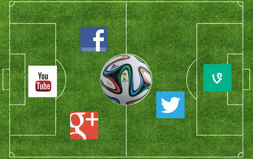 Nhiều HLV cho rằng mạng xã hội tác động tiêu cực đến cầu thủ. Ảnh minh hoạ.