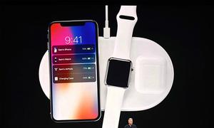 Apple từng nghĩ đến một iPhone X không có cổng kết nối