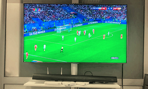 Trải nghiệm công nghệ truyền hình thế hệ mới mùa World Cup