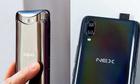 Những nét thiết kế lạ trên smartphone 2018