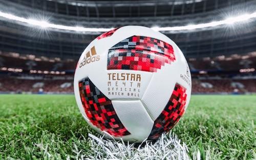 Vòng loại trực tiếp World Cup 2018 dùng quả bóng mới