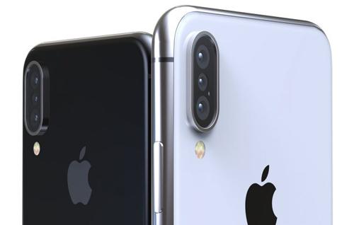 Dựa trên những thông tin rò rỉ,Trang LetsGoDigital chia sẻ hình dung của họ về iPhone X Plus với camera và đèn flash LED xếp dọc hỗ trợ người dùng chụp ảnh với zoom quang 5x.