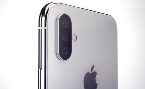 Martin Hajek, nhà thiết kế nổi tiếng với những bản vẽ iPhone, cũng tung ra loạt ảnh concept về iPhone đời mới có hệ thống 3 camera ở mặt lưng.