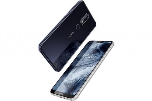 Nokia X6/