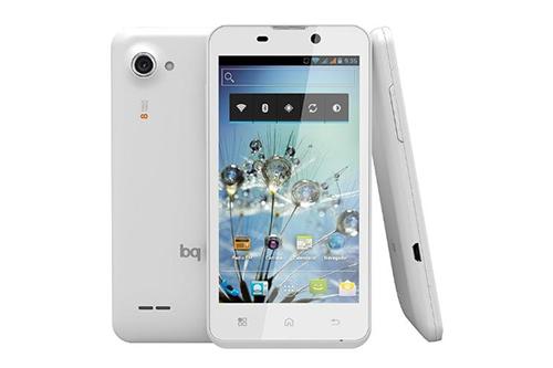 Một mẫu smartphone đời đầu của BQ.