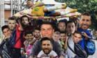 Brazil về nước, Neymar thành đề tài bị trêu chọc trên Internet