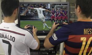 Những ngôi sao mê chơi game ở World Cup 2018