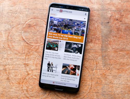 Huawei P20 Pro - smartphone chụp hình đẹp nhất thị trường