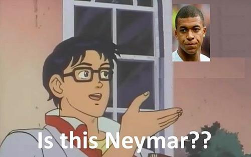 Mbappe bị chế giễu vì ăn vạ giống Neymar - ảnh 6