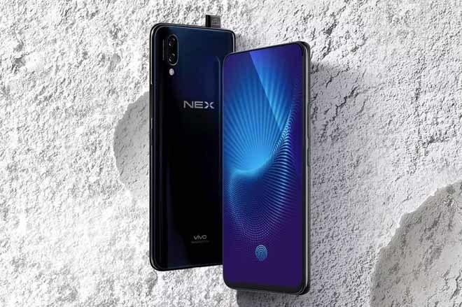 5 điện thoại thiết kế ấn tượng nửa đầu 2018