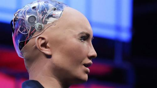 Đây là robot đầu tiên được cấp quyền công dân trong lịch sử thế giới.