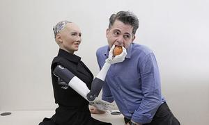 Robot Sophia được chế tạo thế nào