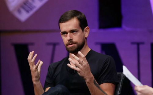 CEO của Twitter, Jack Dorsey.