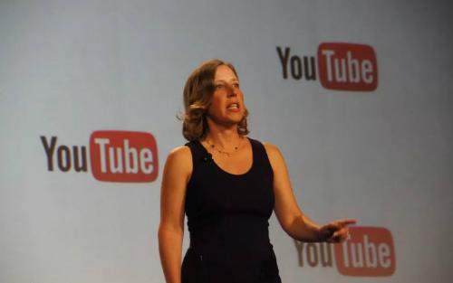 CEO của YouTube, Susan Wojcicki.