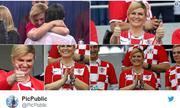 Tổng thống Croatia được 'săn lùng' hơn cả các cầu thủ