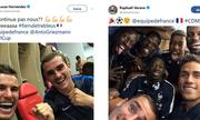 Pháp vô địch World Cup 2018 một phần nhờ 'cai' mạng xã hội
