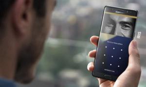 Samsung sắp trang bị cảm biến mống mắt cho smartphone giá rẻ