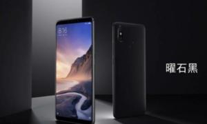 Smartphone Xiaomi màn hình 6,9 inch, pin gấp đôi iPhone X