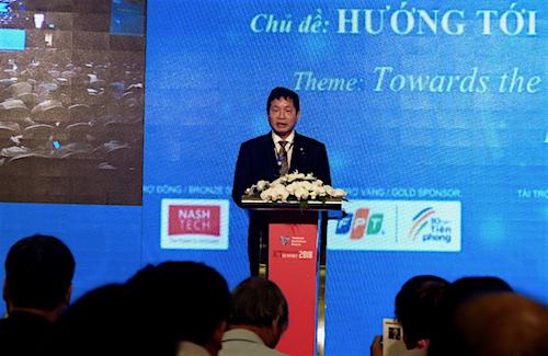 Vietnam ICT Summit: Cơ hội không đến với một quốc gia thụ động - 1
