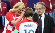Tổng thống Croatia là ngôi sao tại World Cup 2018