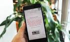 iPhone 'IMEI đỏ' xuất hiện tại TP HCM