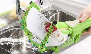 Cánh tay robot cho người lười rửa bát