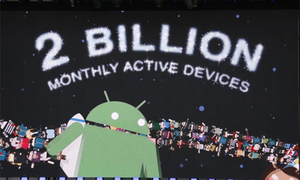 Google kiếm tiền từ Android thế nào