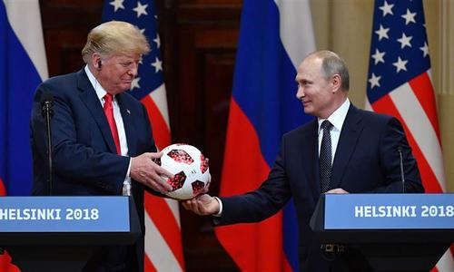 Hacker Trung Quốc nhắm vào Hội nghị thượng đỉnh Trump - Putin