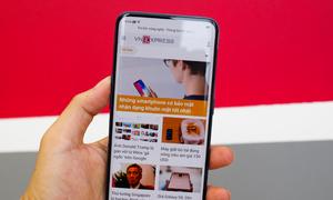 Smartphone cao cấp nhất của Oppo về Việt Nam, giá 21 triệu đồng